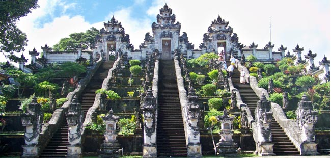 Tirta Gangga Royal Water Garden: Bali Island, Indonesia Business Travel Directory