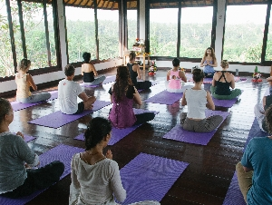 200 Hour Intensive Yoga Pranala Teacher Training in Bali